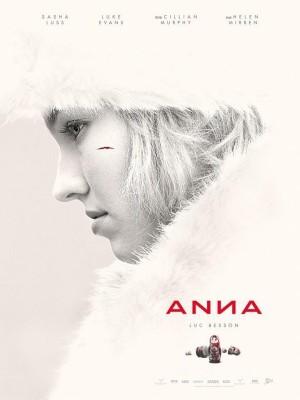 安娜 海報
