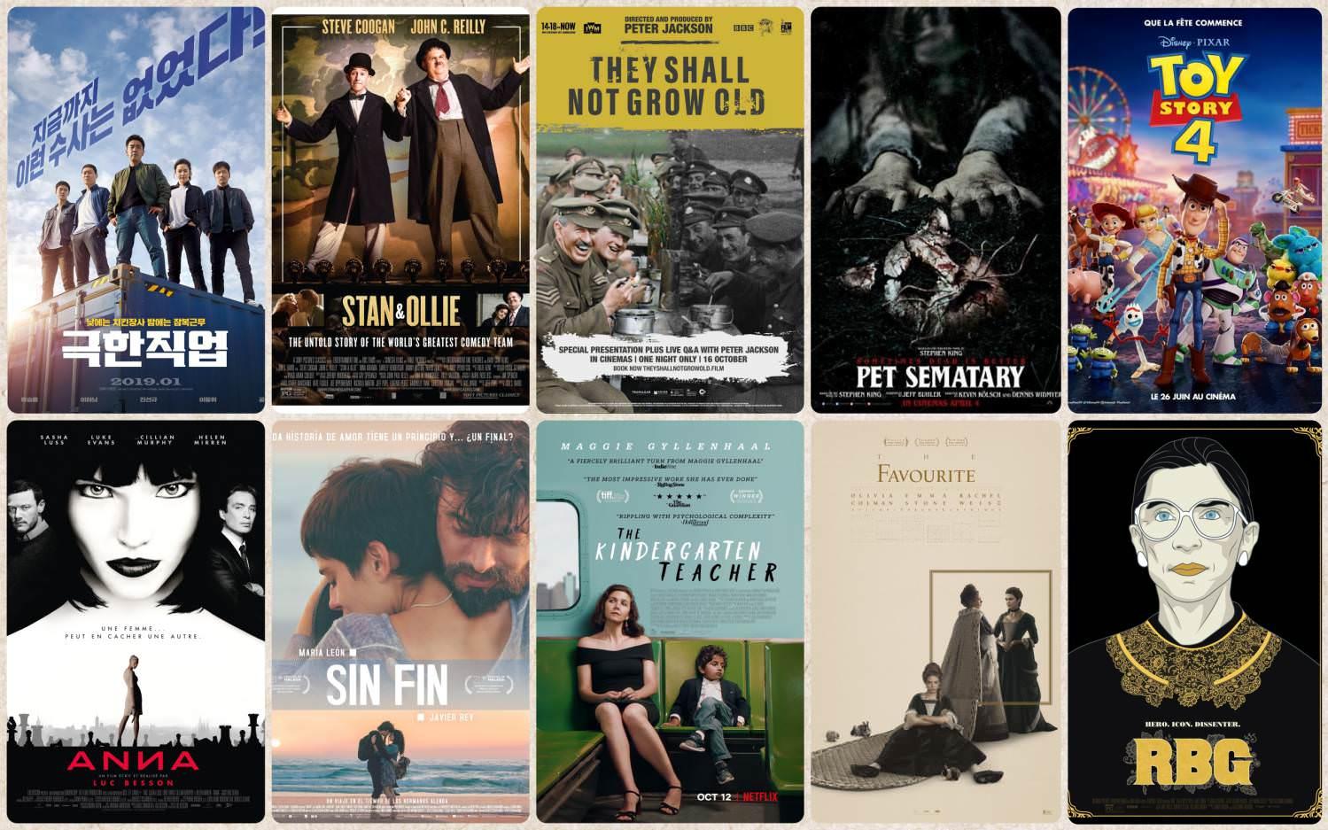 2019電影推薦2