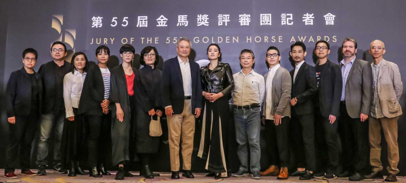 2018金馬獎評審