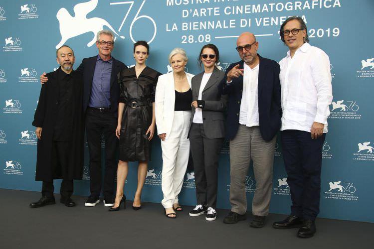 第76屆威尼斯影展得獎名單