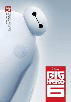《大英雄天團》Big Hero 6