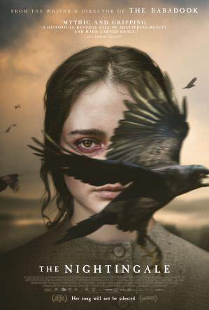 夜鶯的哭聲 海報