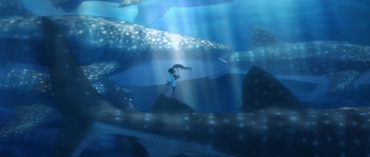 海獸之子 劇照