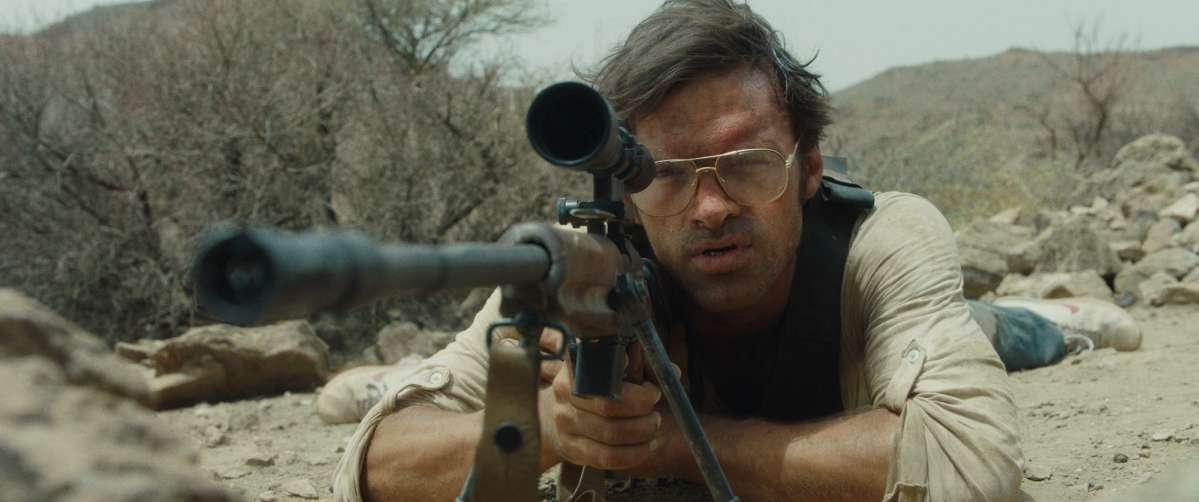 狙擊獵殺救援行動 劇照