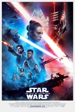 星際大戰9 海報
