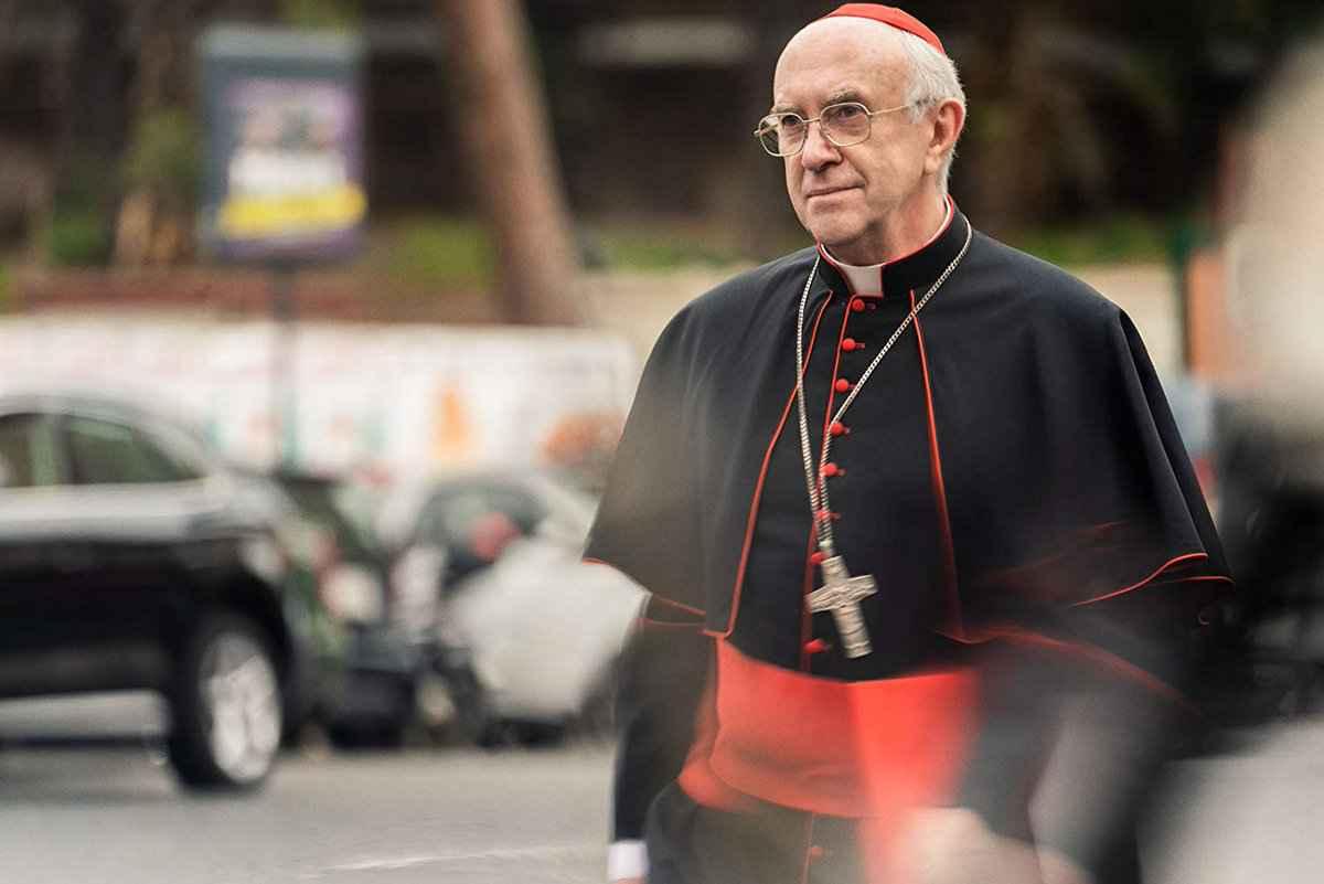 教宗的承繼 劇照