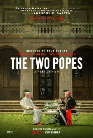 教宗的承繼 海報