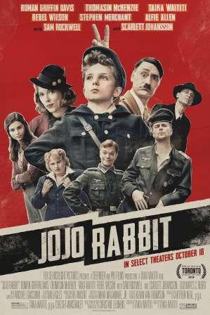 兔嘲男孩 海報