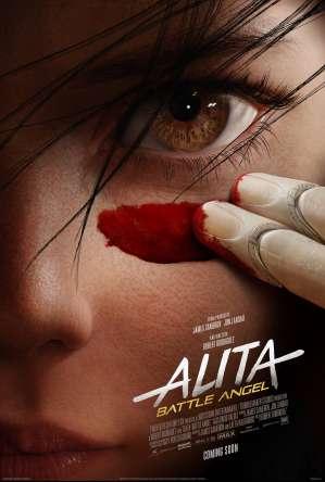 艾莉塔戰鬥天使 海報