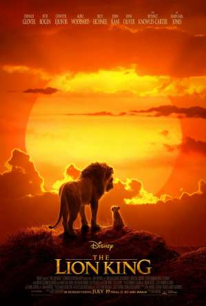 獅子王 海報