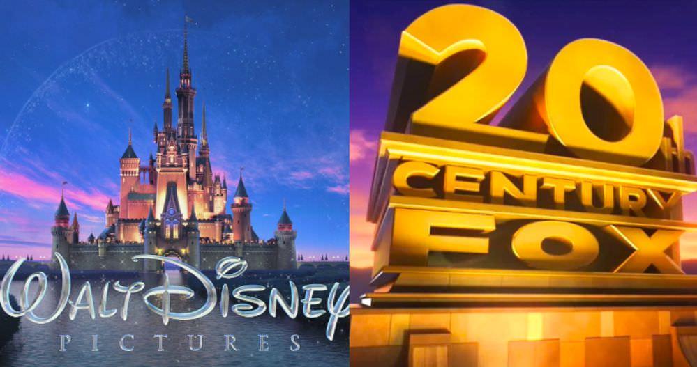 迪士尼收購二十世紀福斯 更名