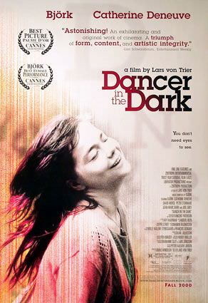在黑暗中漫舞 海報