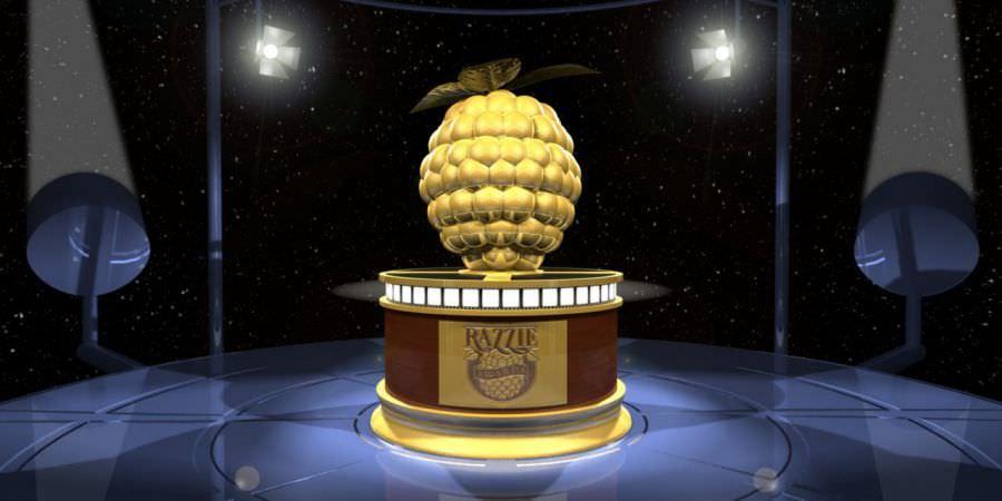 金酸莓獎2020