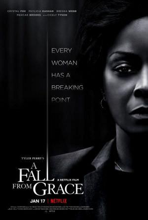 葛蕾絲的墜落 電影海報