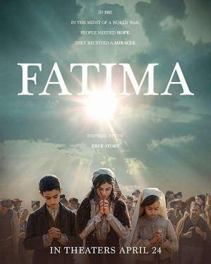 法蒂瑪的奇蹟電影海報