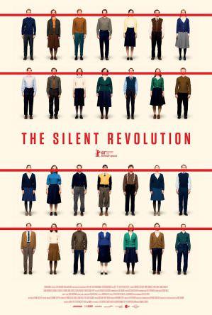 無聲革命電影海報