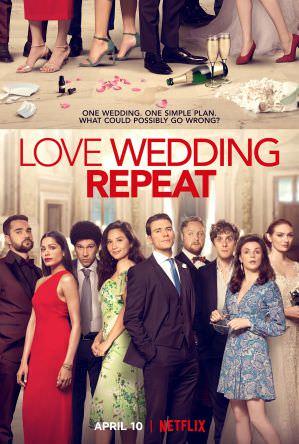 婚禮幾樣情 電影海報