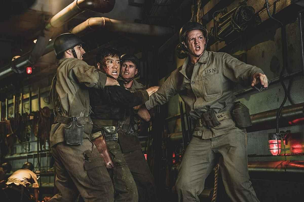 長沙里之戰被遺忘的英雄 電影劇照