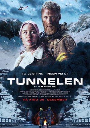 奪命隧道 電影海報
