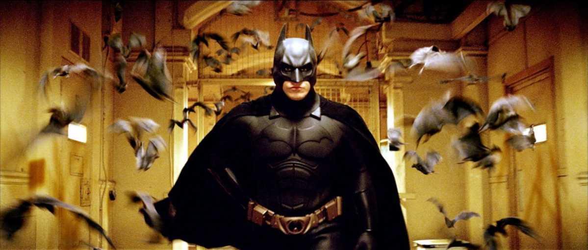 蝙蝠俠開戰時刻 電影海報