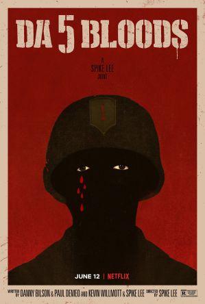 誓血五人組 電影海報