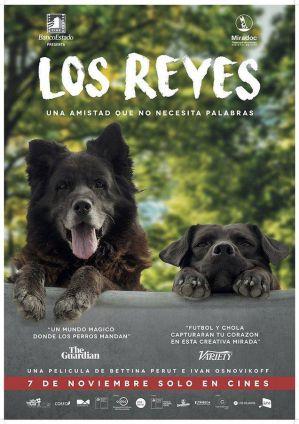 犬犬風塵 電影海報