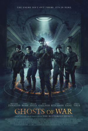 戰爭中的鬼故事 電影海報