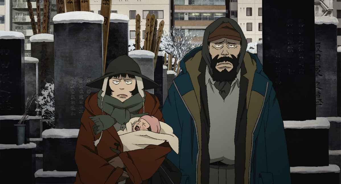 東京教父4K數位修復版 電影劇照