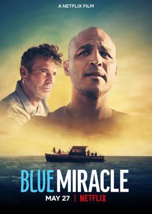 藍海奇蹟 Netflix 海報