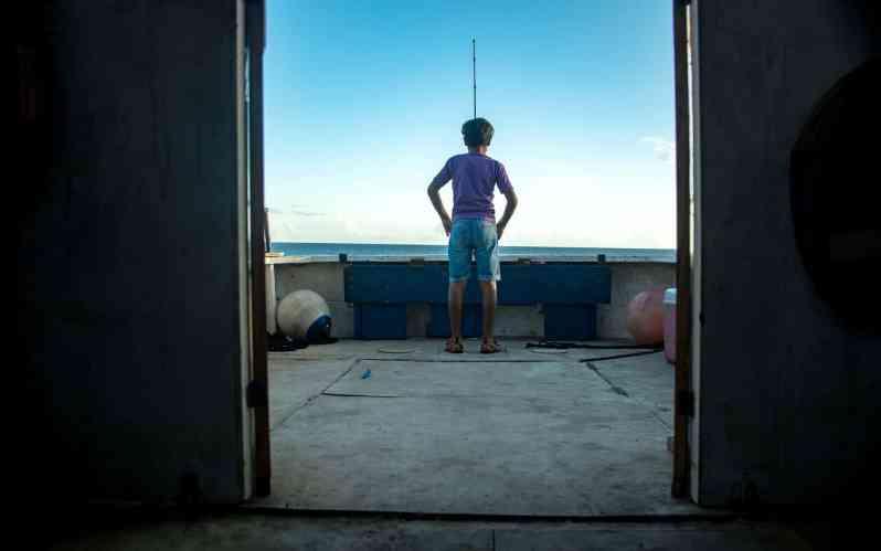 藍海奇蹟 Netflix 劇照