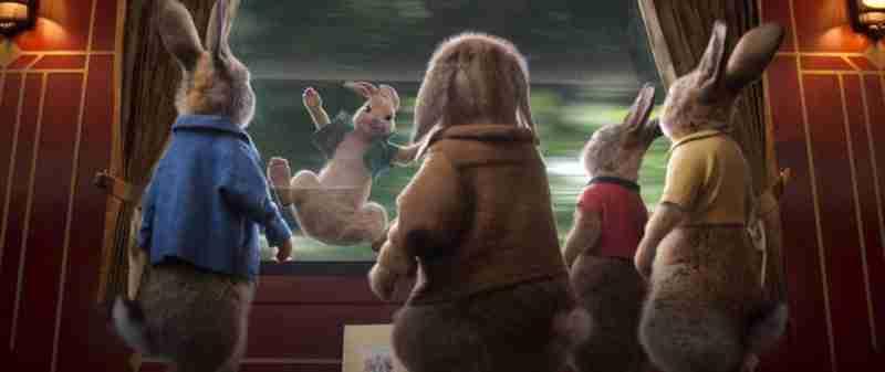 比得兔兔 電影劇照