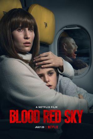 血色天劫 Netflix 海報