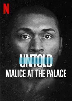 體壇祕話 NBA球場鬥毆事件 Netflix海報