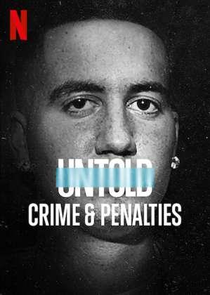 體壇祕話:罪與判罰 Netflix海報
