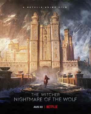 獵魔士 狼之惡夢 Netflix海報