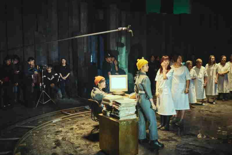 月老電影 工作照