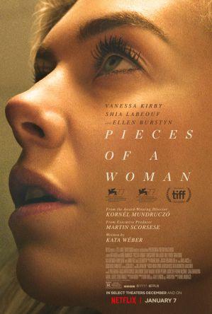 女人碎片 電影海報
