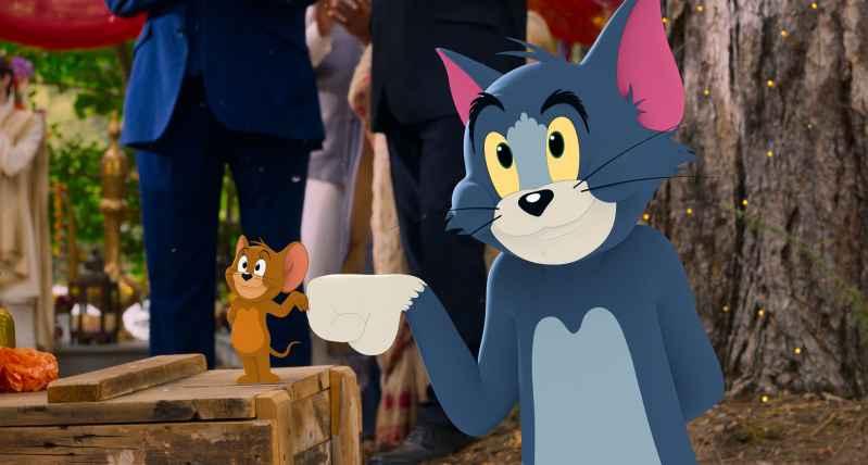 湯姆貓與傑利鼠 電影劇照