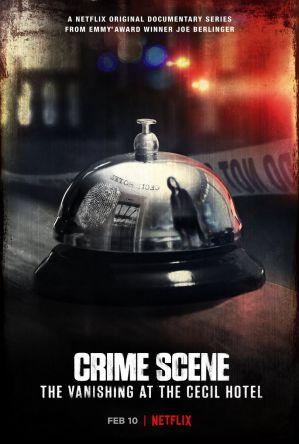 犯罪現場 賽西爾酒店失蹤事件 電影海報