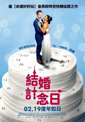 結婚計念日 電影海報