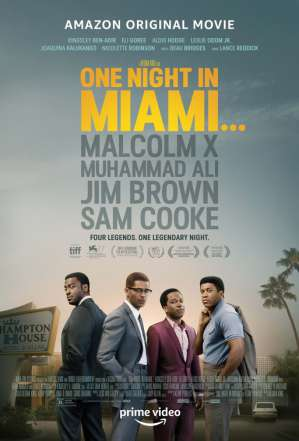 邁阿密的一夜 電影海報