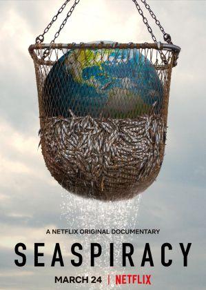 海洋陰謀 電影海報