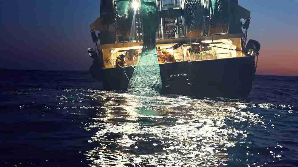 海洋陰謀 電影劇照