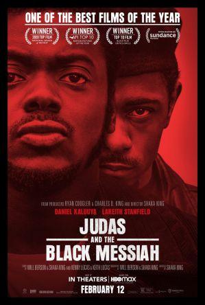 猶大與黑色彌賽亞 電影海報
