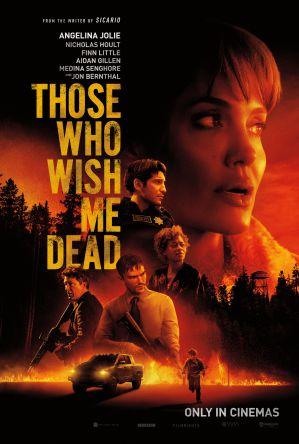 那些要我死的人 電影海報