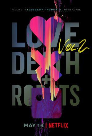 愛x死x機器人 第二季 海報