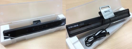 【試用心得】BenQ ScreenBar Lite筆電智能掛燈-輕量便利版的隨身桌燈